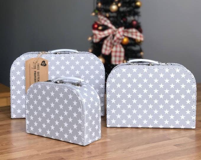 Nordic Stars set of 3 suitcases