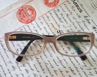 Dolce and Gabbana Ladies Spectacles