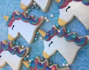 Unicorns Cookie set