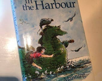 Dragon in the Harbour by Rosemary Manning Hardback book 1980