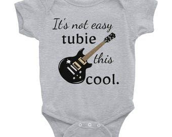 tubie Infant Bodysuit