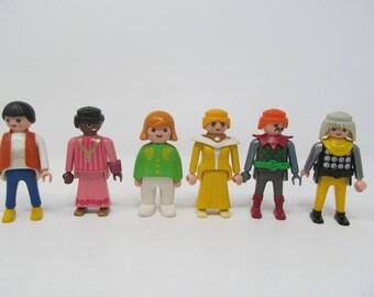 Playmobil People - set of 6