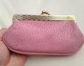 Vintage 1960s dusty pink ...