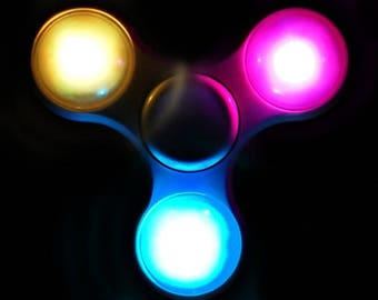 Led Spinner Fidget