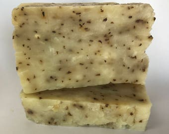 Rosemary + Peppermint Soap