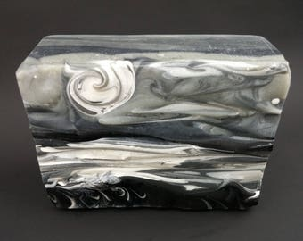 Soap - Starry Night/Lesser Light - Design Mania Soap Challenge - Competition Submission - 5 oz