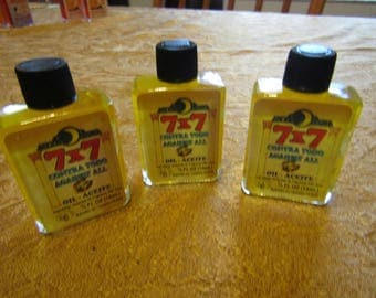 7 x 7 Against All Oil Contra Todo Aceite