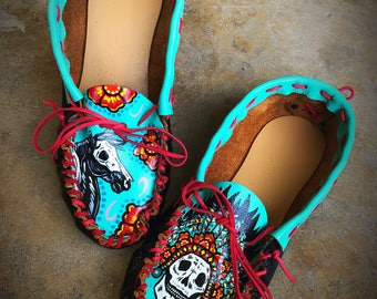 Day of the Dead Mocs