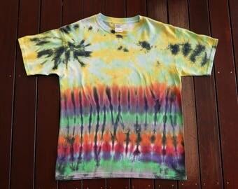 Kid's XL Tie Dye T Shirt