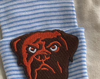 Newborn Hospital Hat Georgia Bulldogs!  Newborn Beanie. Hospital Beanie. Baby's 1st Keepsake. Baby Hat. Great Gift!