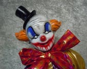 Creepy Clown #133  Day of the Dollies - Reserved for Julie