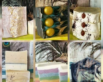 50, 100 Lye Soap Favors or Wholesale