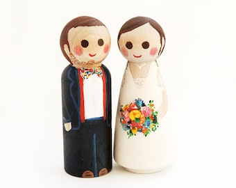 Cake toppers / Wood cake toppers / Cake toppers / Cake toppers - To customize