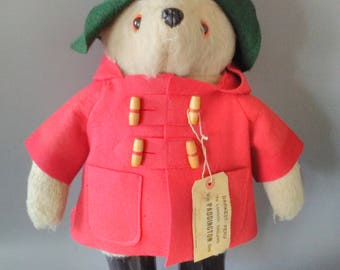 Paddington Bear by Gabrielle Designs.