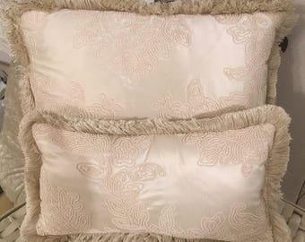 Luxury Silk Pillow Set