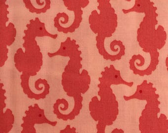 Reef by Elizabeth Hartman for Robert Kaufman Fabrics Peach