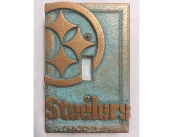 Steelers - Light Switch Cover