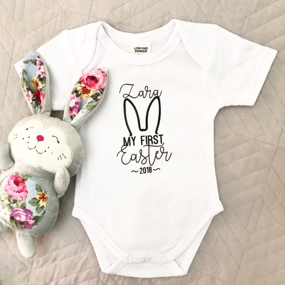 First Easter Onesie   My First Easter   1st Easter Top