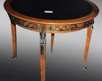 Table LouisXV MoAl0191 Rococo Baroque dining table