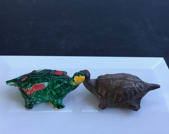 Kissing Love Turtles