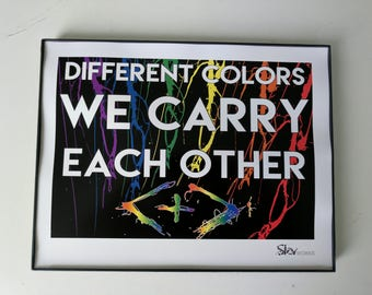 Different Colors - Walk the Moon