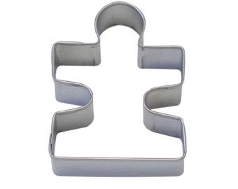 """Puzzle Piece Cookie Cutter Autism Awareness Cookie Cutter 3.25"""" RM-865"""