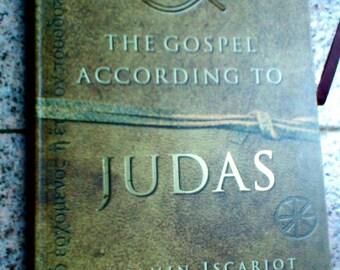 The Gospel According to Judas by Benjamin Escariot