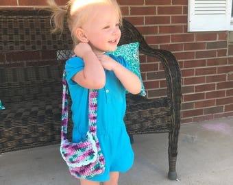 Crochet Toddler Purse