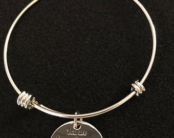 Bangles With Inspiring Words