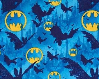 Batman Cotton Fabric