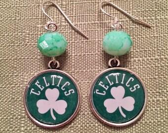 Boston Celtics Earrings
