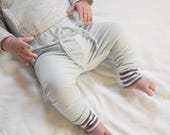 Clearance Baby Leggings - PALE BLUE