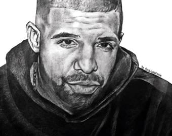 Drake #drawing OVO