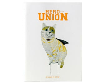 Hero of the Union | Bat Cat