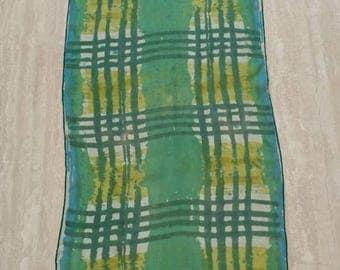 Vintage Vera Neumann Verasheer scarve