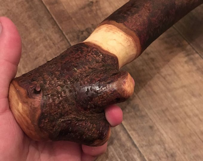 26 1/2 inch Irish Shillelagh Blackthorn  - Handmade in Ireland - This is not a walking stick but a shillelagh