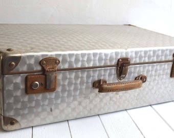 Aluminum suitcase | Etsy
