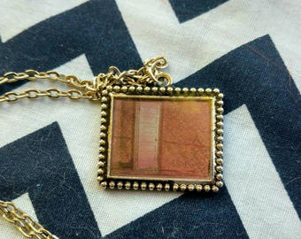 This Would Look Good Around Your Neck - Twin Peaks Inspired Necklace