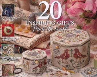 Inspirations No. 65 2010 - PDF ebook - Embroidery ebook - Instant Download Digital Book/Magazine - PDF file