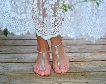 Stardust Barefoot Sandals