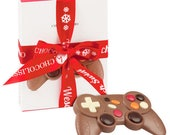 Chocolate Xbox controller   Funny and sweet gift for him or her     Handmade delicious chocolate Christmas gift
