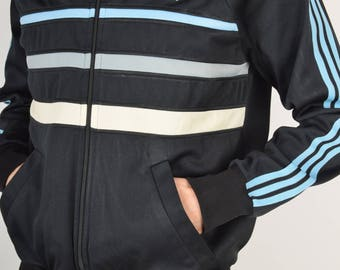 Vintage Adidas Jacket Made in France Size M (2929)