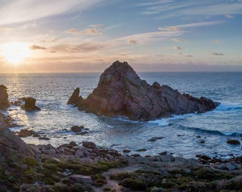 Sugarloaf Rock WA