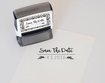 Custom Save the Date Stamp, Custom Wedding Stamp, Personalized Wedding Stamp, Wedding Invitation Stamp, Wedding Stamp, Save the Date Stamp