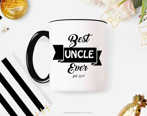Uncle Gift, Gift For Uncle, New Uncle Mug, Uncle of The Bride, Coffee Mug Uncle Mugs Coffee Mug, Best Uncle Ever, Gift For Him Mug 227
