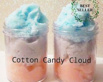 Cotton candy blend /  Cloud Slime / Borax Free