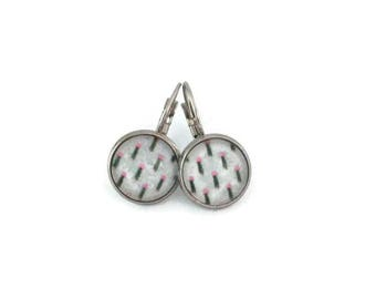 Earrings 12mm