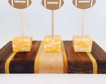 15 Football Appetizer Picks - Superbowl Party - Football Banquet - Birthday Party - Sports - Gameday - Tailgate - Food Pick