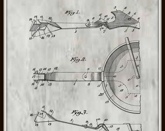 Pan Lifter Patent # 1497738 dated June 17, 1924.