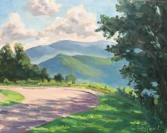 Blue Ridge Overlook